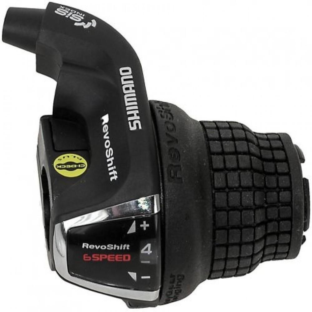 Шифтер переключения скоростей Shimano Tourney RS-35 6 скоростей