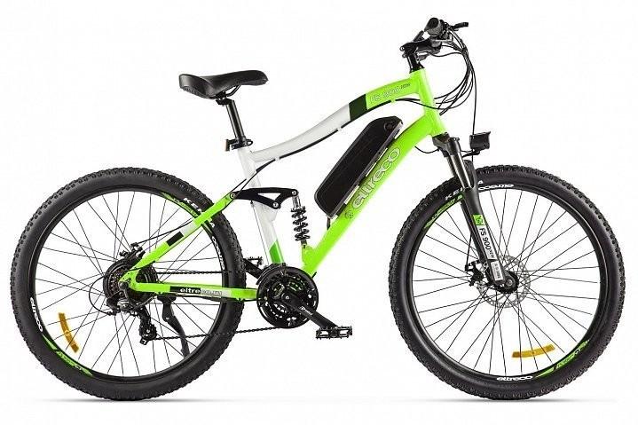 Велогибрид Eltreco FS900 new